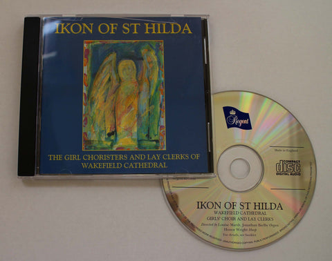 Wakefield Cathedral Choir CD - Ikon of St Hilda
