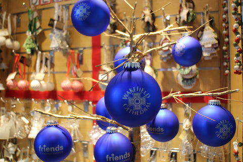 Friends of Wakefield Cathedral Christmas Bauble