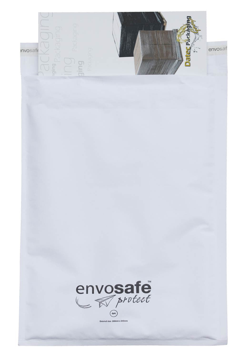 e605b98bcf Envosafe™ Premium Quality Bubble Lined Jiffy Mailing Bags Samples ...