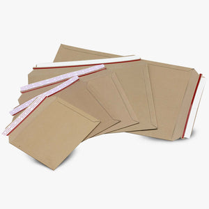 Free Capacity Envelope Sample Pack