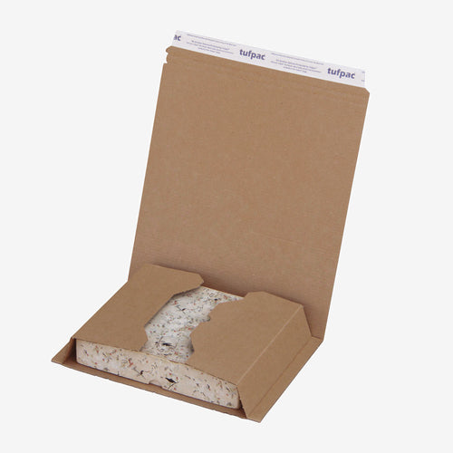 Tufpac® Economy Book Wraps & Book Boxes (Wholesale)