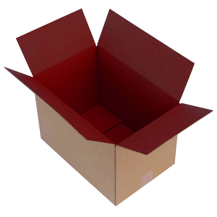 Flood Coat Colour Inside Printed Incognito® Cardboard Boxes 0201 Style