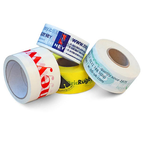 Custom Printed Tape and Personalised Packaging Tape