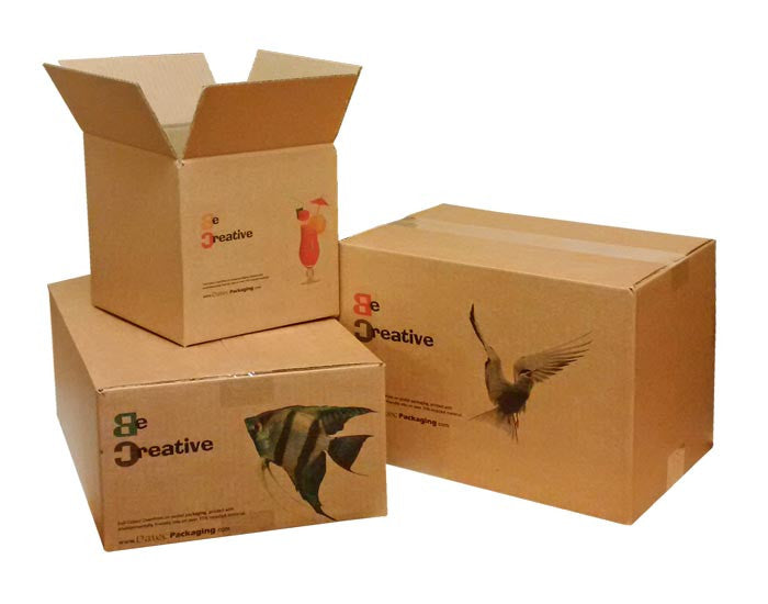 custom printed cardboard boxes and custom printed stock