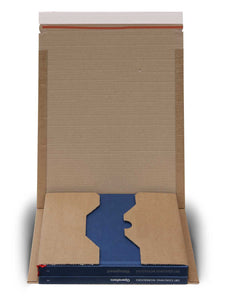 Tufpac® Book Wrap Mailers - High Quality Standard Postal Wraps