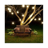 Outdoor String Lights Gazebos Porches Restaurant Bar Events Parties 48 Ft. New - ShopMonkeez  - 4