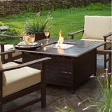 Propane Fire Pit Table - ShopMonkeez  - 1