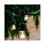 Outdoor String Lights Gazebos Porches Restaurant Bar Events Parties 48 Ft. New - ShopMonkeez  - 3