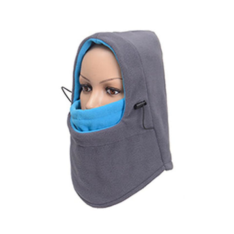 Fleece Face Mask Thermal Winter Balaclava