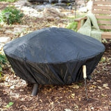 Campfire Fire Pit Bronze with Free Outdoor Cover - ShopMonkeez  - 5