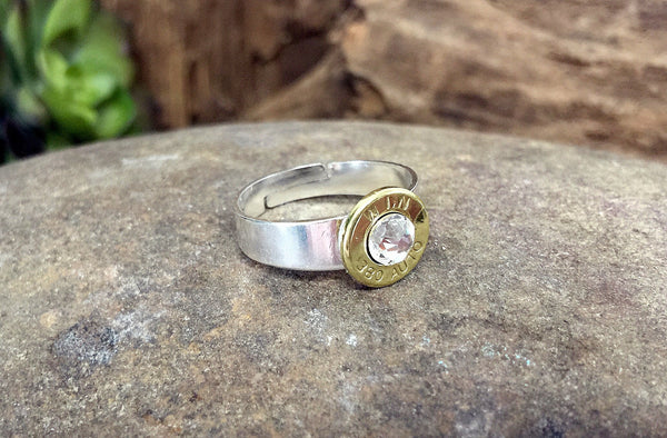 380 Auto Bullet Ring