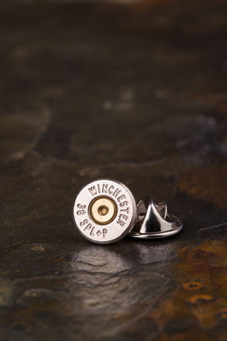 38 Special Bullet Tie Tac Hat Pin