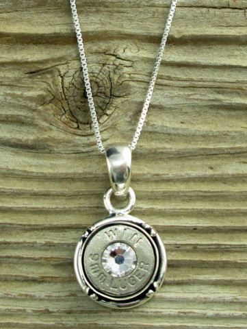 Custom 9mm Sterling Silver Necklace