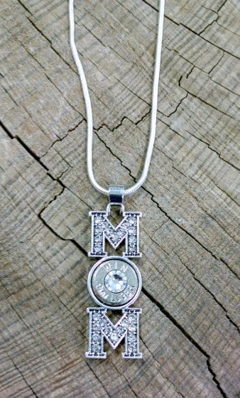 9mm Mom Necklace