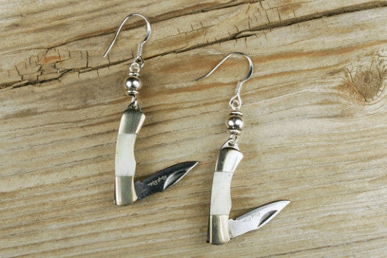 Rough Rider Earrings