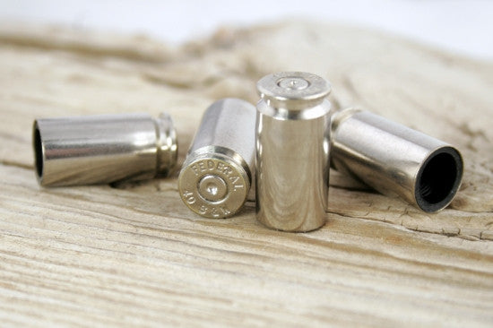 40 Caliber Bullet Valve Stem Caps