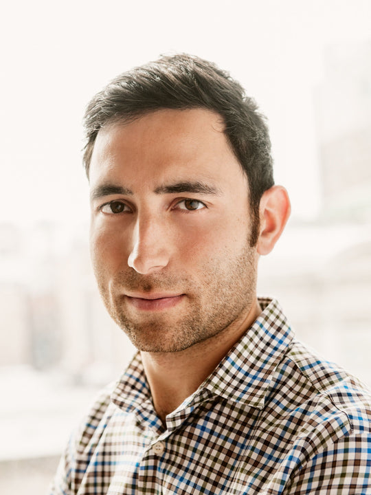 Scott Belsky: Ideas in the cloud, feet on the ground