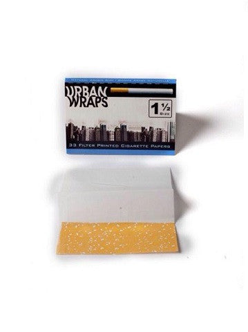 Urban Wraps Rolling Papers