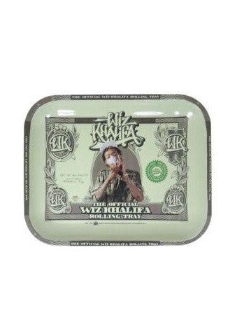 RAW Collectors Edition Wiz Khalifa Large Rolling tray