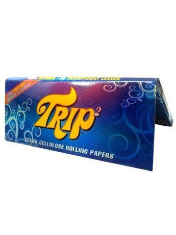 Trip 2 King Size Clear Rolling Papers