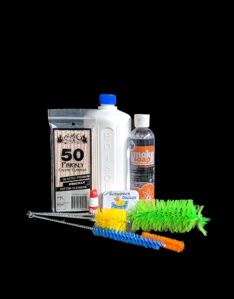 Premium Glass Cleaning Pack