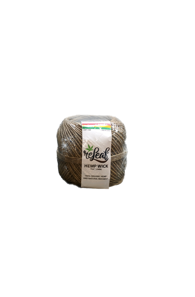 Releaf Hemp Wick 60 meters