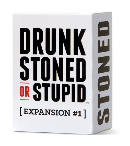 Drunk Stoned Or Stupid Expansion #1