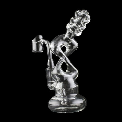 Chameleon Glass Infiniti Bubbler Water Pipe