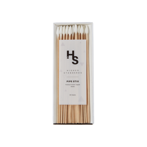 High Standards Pipe Stix - Wooden & Cotton Buds