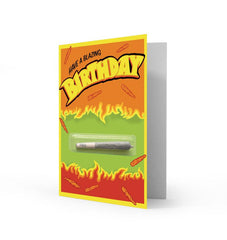 420 Cardz- Birthday, Christmas, Greeting Cards with a Pre-Roll Holder