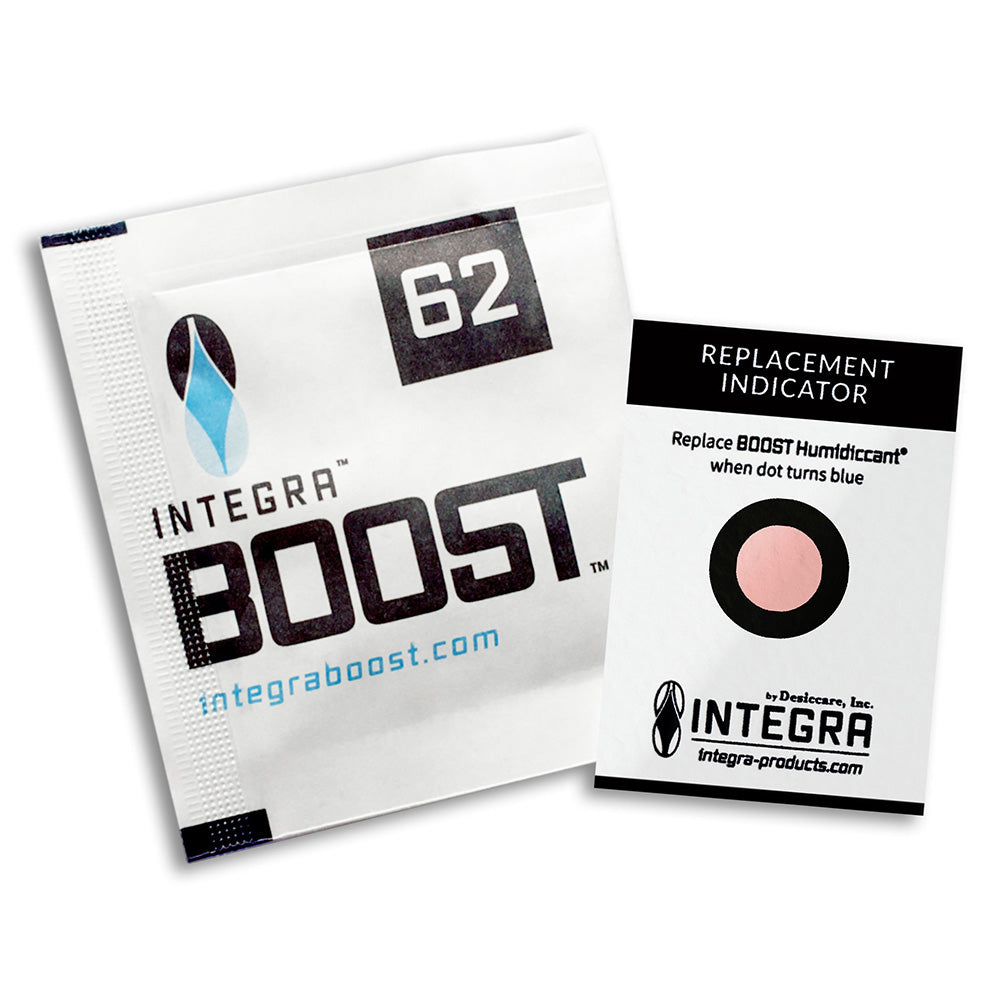 Integraboost 62% RH 8g Single pack (suitable for up to 28g per pack)