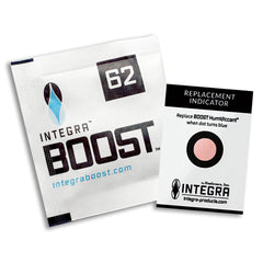 Integraboost 62% RH 8g 5 pack (suitable for up to 28g per pack)