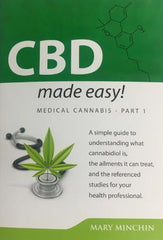 CBD Made Easy by Mary Minchin