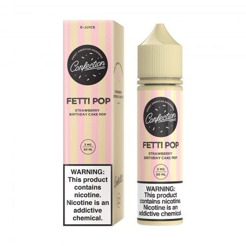 Fetti Pop by Confection E-Juice 60ml
