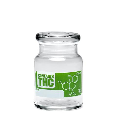 Pop Top Stash Jar Small