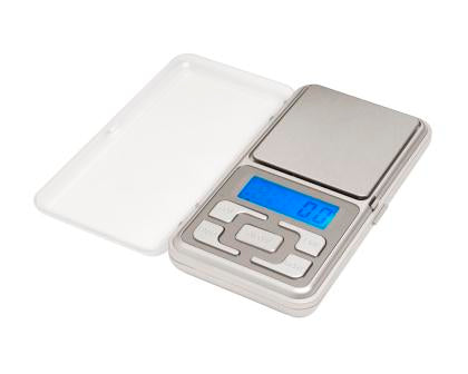 On Balance Digital Pocket Scale DY-600-SL .1g-600g