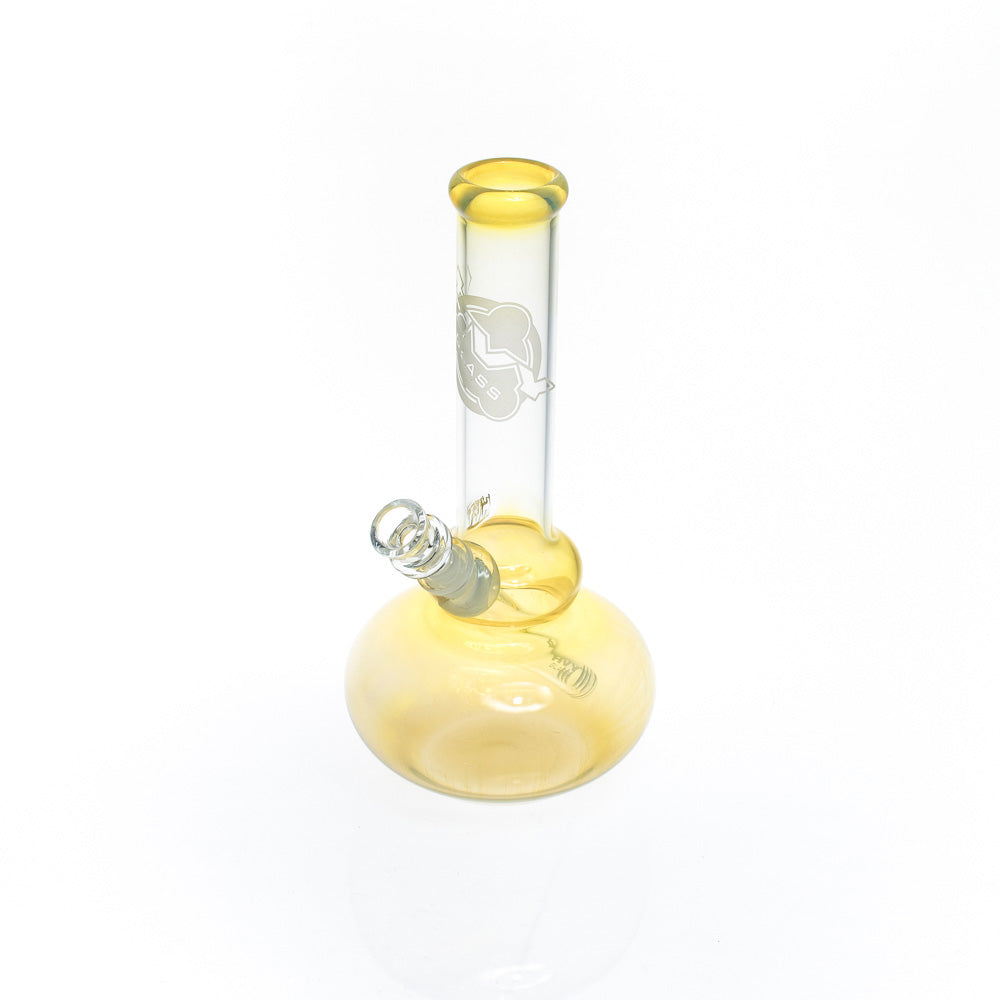 HVY Glass Fumed Double Bubble 25-28cm