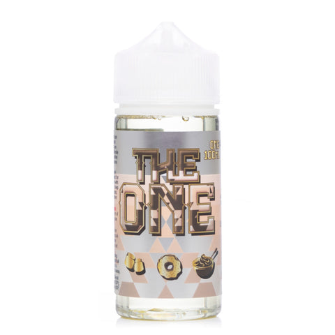 The One by Beard Vape Co. Marshmallow Milk 100ml
