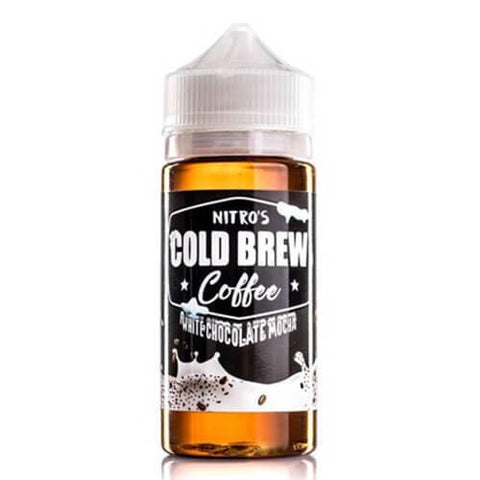 Nitro's Cold Brew White Chocolate Mocha Ejuice