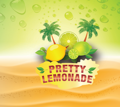 Stardust Vapor E-Juice Pretty Lemonade 0mg