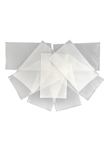 Nylon Rosin Bags 8cm x 14cm pack of 10