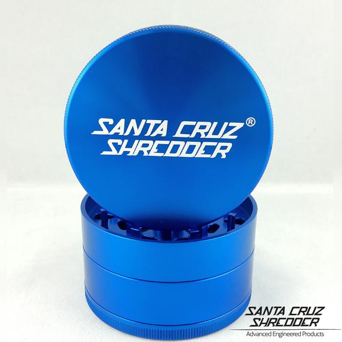 Santa Cruz Shredder Large 4 Piece US made Grinder