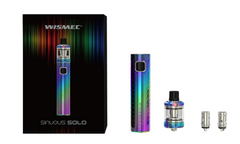 WISMEC SINUOUS Solo with Amor NS Pro 2300mAh