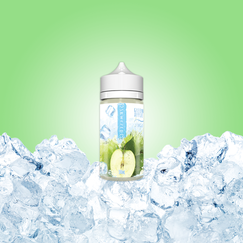 Skwezed Green Apple Iced Ejuice 100ml