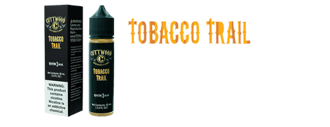Cuttwood E-Juice Tobacco Trail 60ml