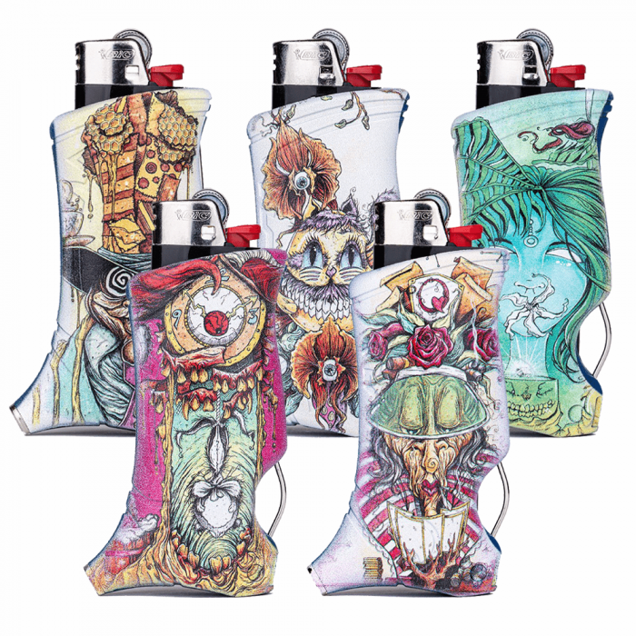 Toker Poker Limited Edition Alice In Wonderland Collection