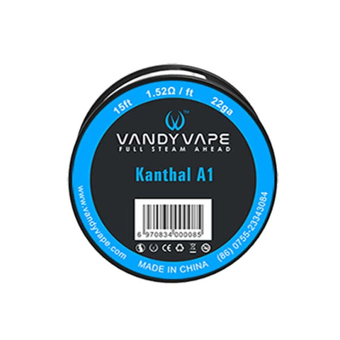Vandy Vape Kanthal A1 Wire 15ft 22ga