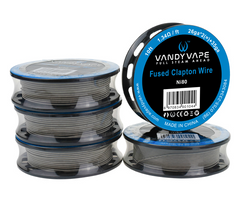Vandy Vape Ni80 Fused Clapton Wire 10ft