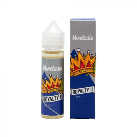 Vapetasia Royalty 2 Ejuice 60ml 0mg