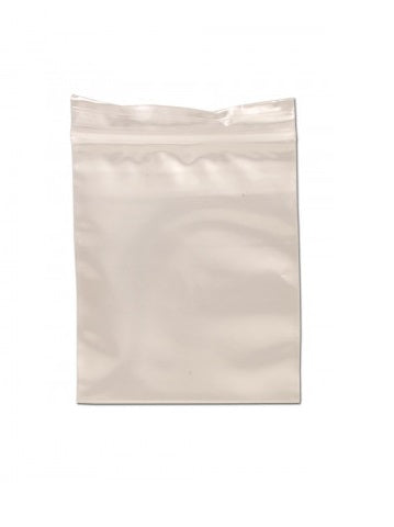 Zip Bag transparent no Print 100 pack 50 x 70mm